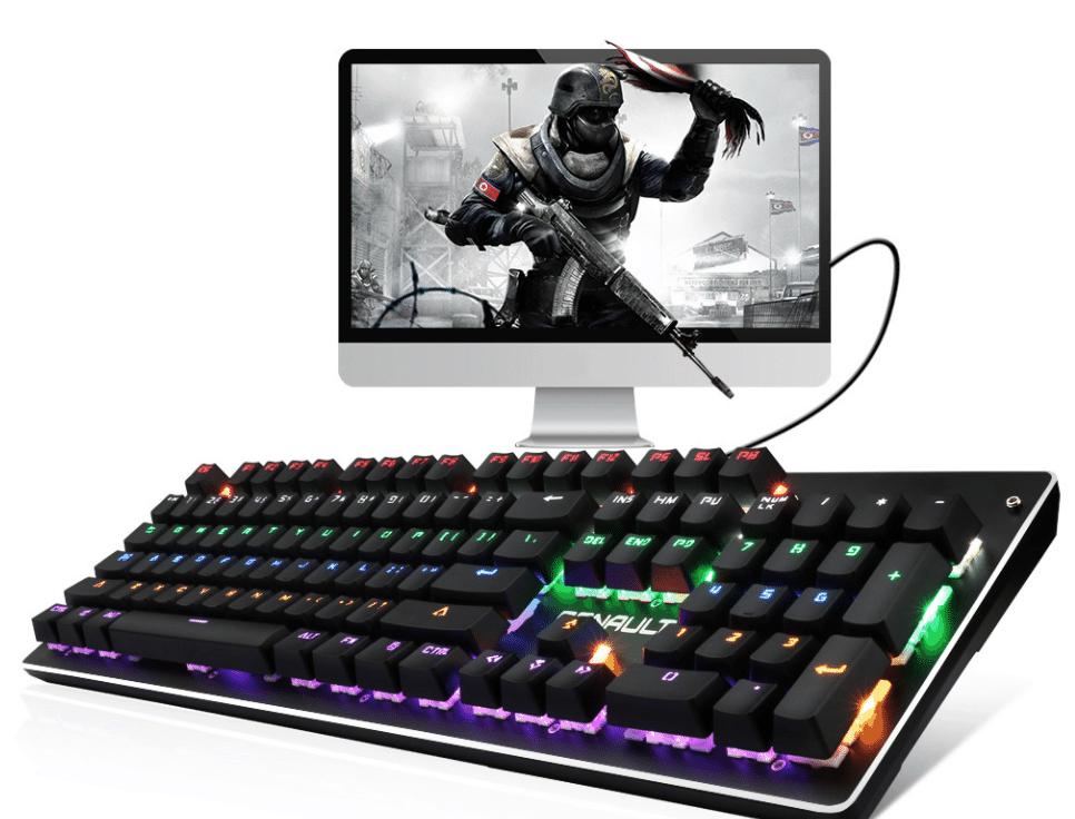 26fa52b3a29 Top 5 Best Cheap Mechanical Keyboards on AliExpress – Best Selling ...