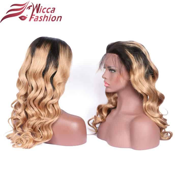 WICCA HAIR WIG