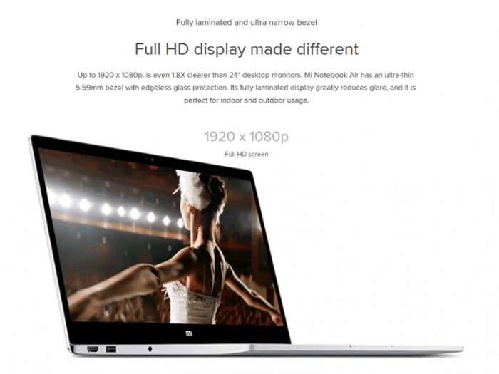 xiaomi notebook best buy