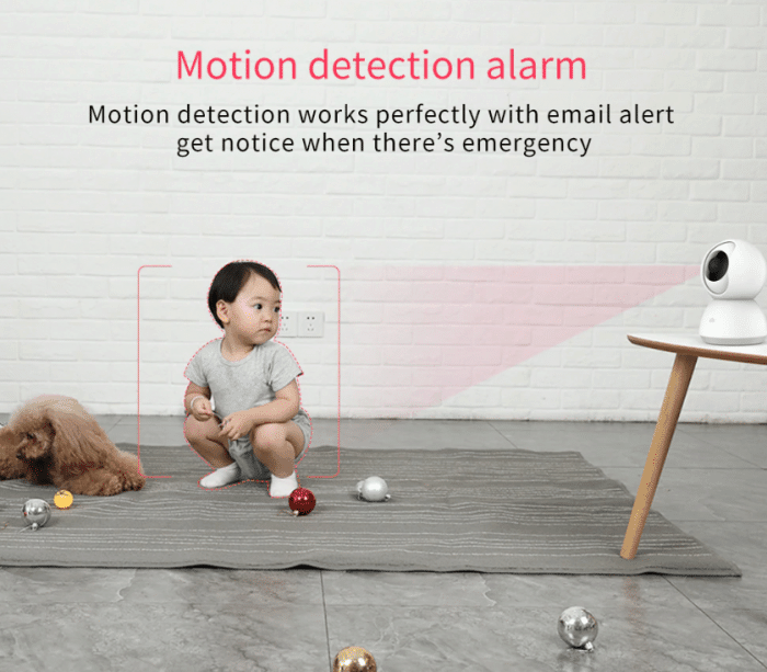 xiaomi wireless security camera