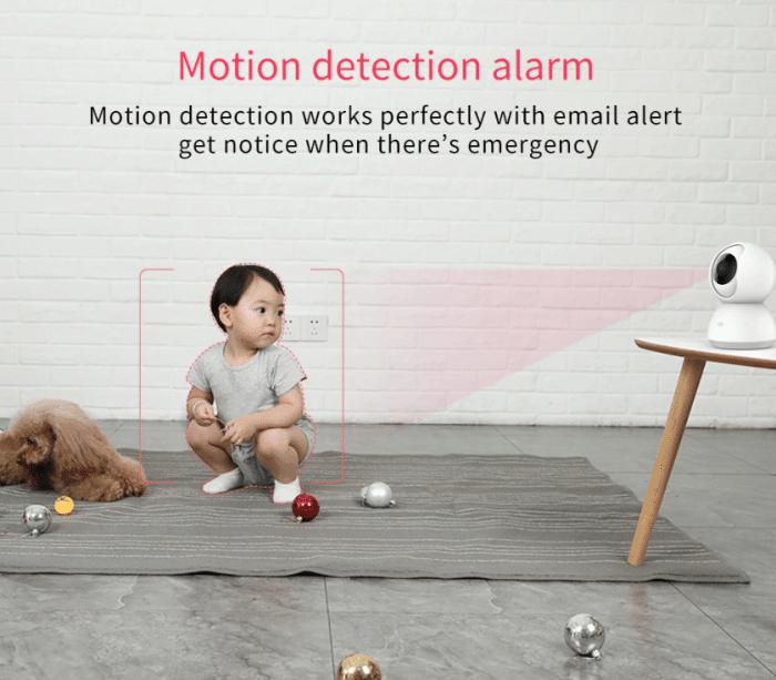 xiaomi wireless security camera