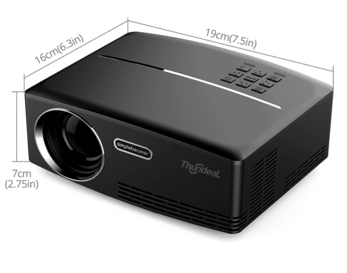 PROJECTOR ALIEXPRESS
