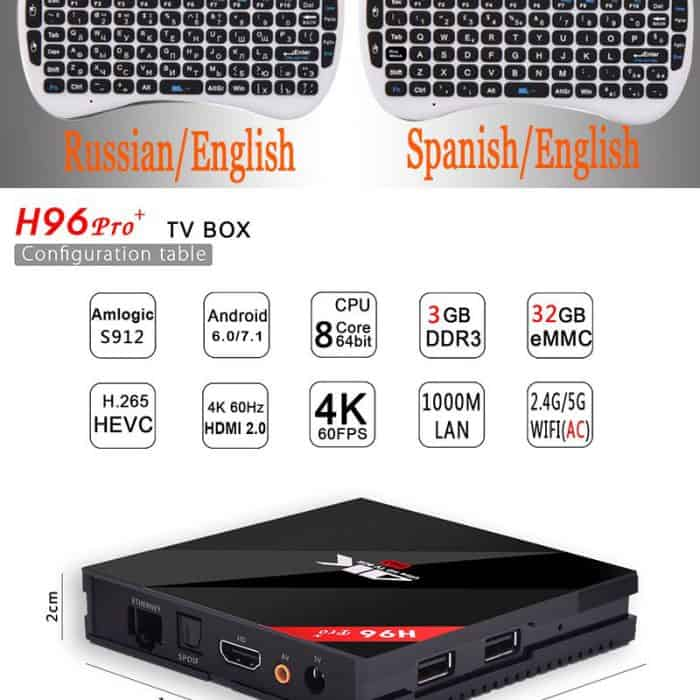 aliexpress tv box
