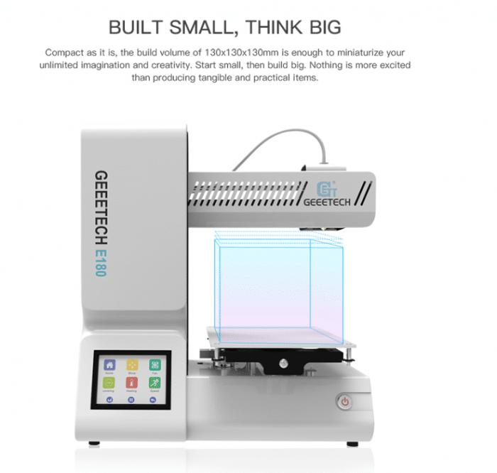 small 3d printer china