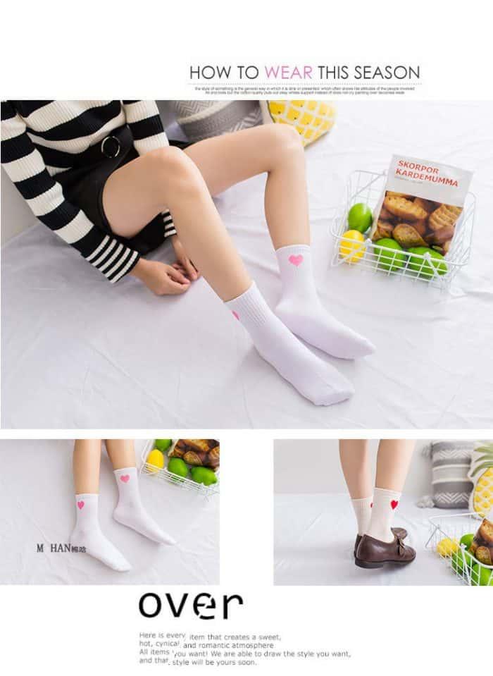 trendy sock