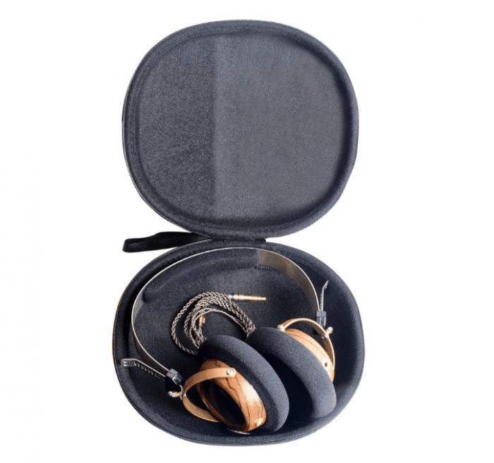 china made wood headphone hifi