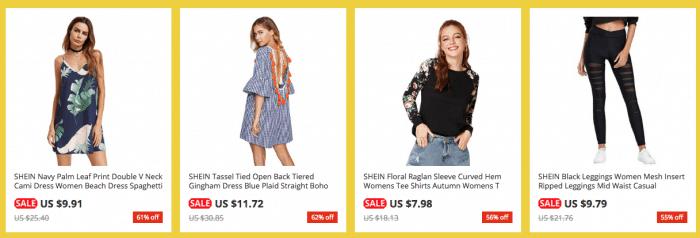 aliexpress girl vendor clothes