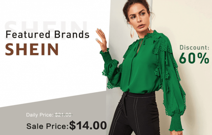 shein official store aliexpress