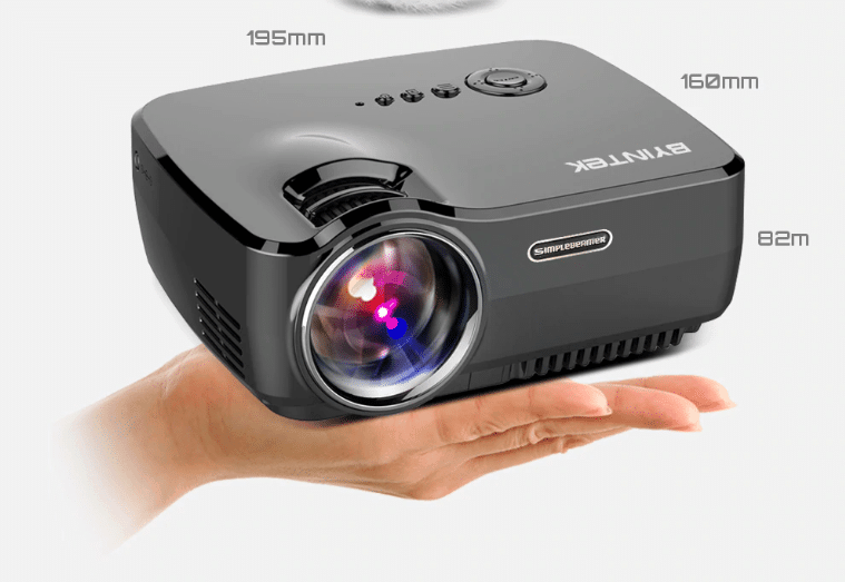 2d915b77a464b9 Top 5 Chinese Projectors 2019 – Cheap and Good! – Best Selling ...