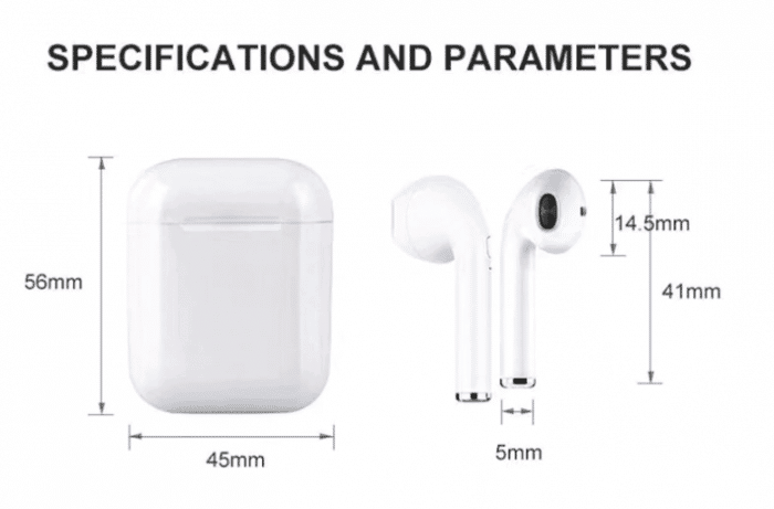 fake airpods review