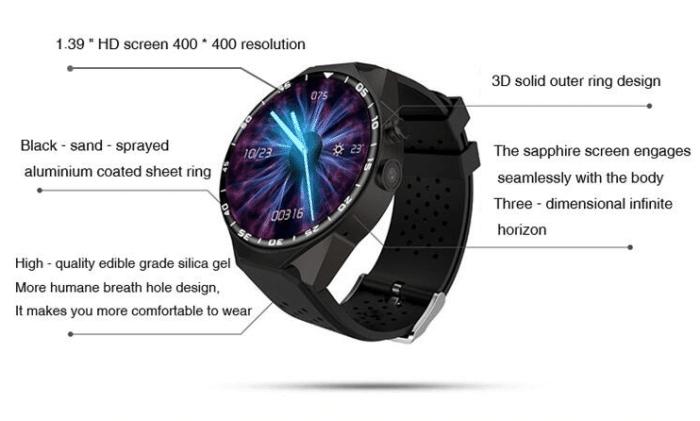 erschwingliche Smartwatch