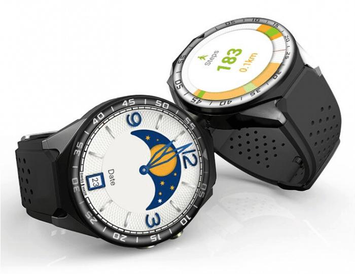 Китай сделал умные часы