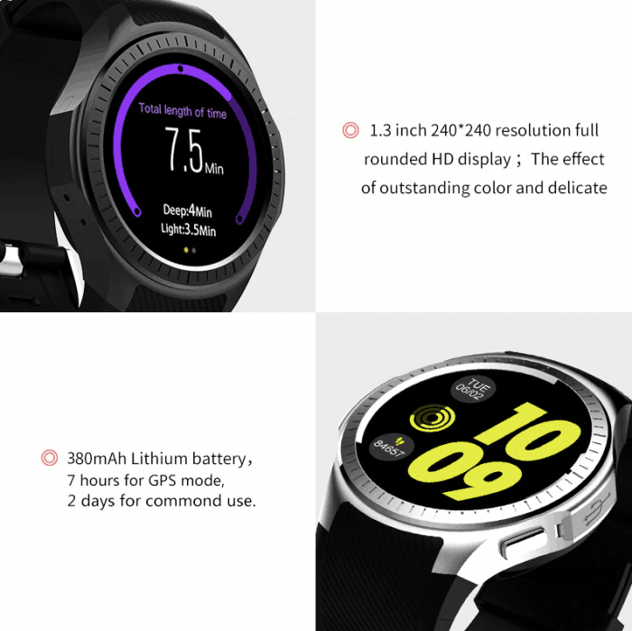 makibes smartwatch gps