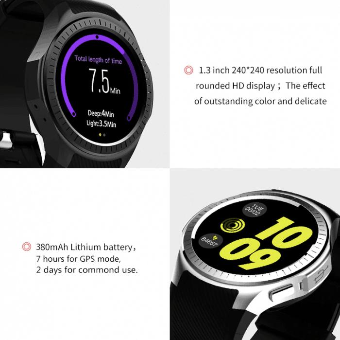 Makibes smartwatch gps