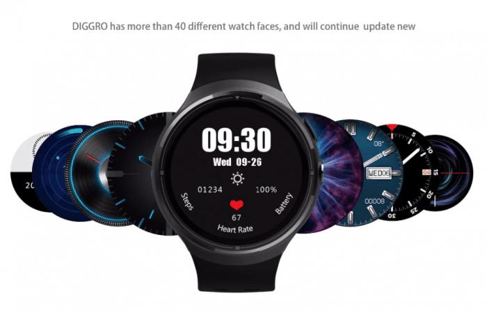 under 100 smartwatch