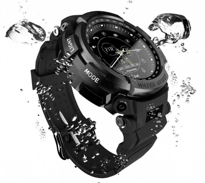 wasserdichte smartwatch unter 50