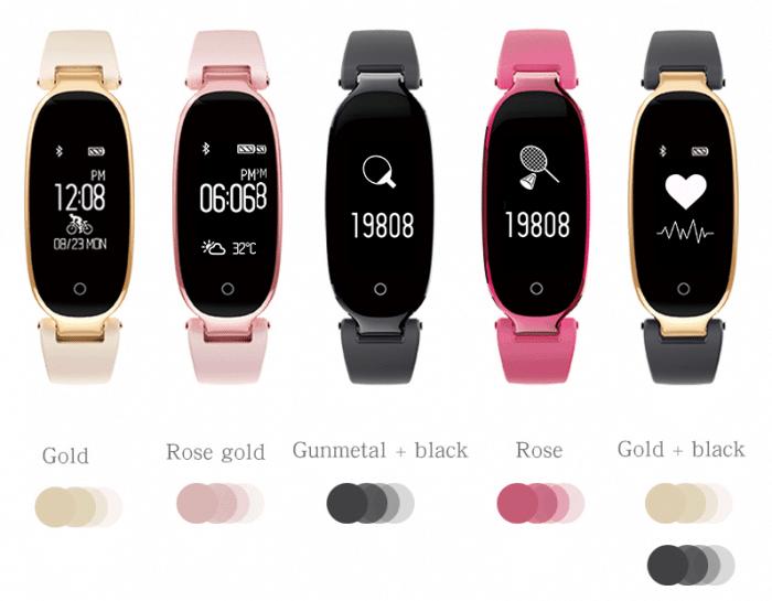 women smartwatch aliexpress review