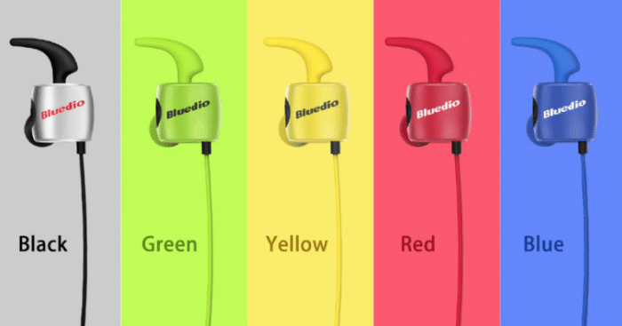 best bludio sports earphone