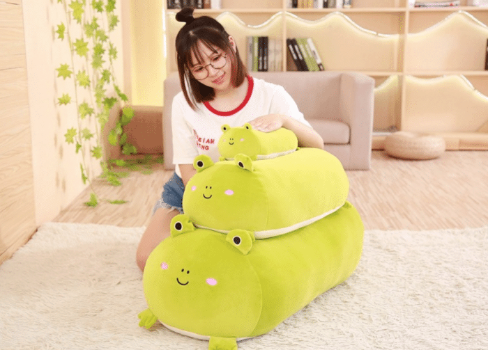 cute pillow toy