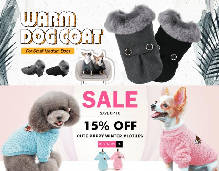 best dog clothes online
