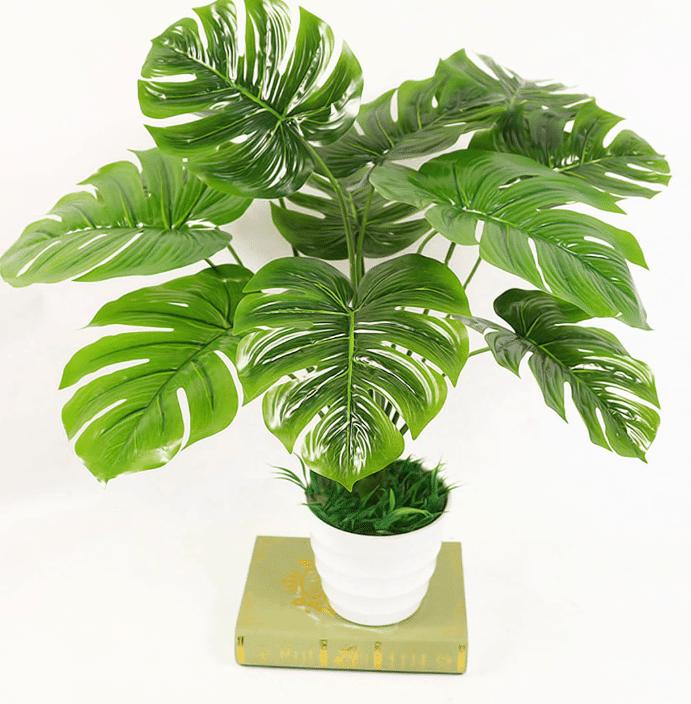 home decor artificial plant