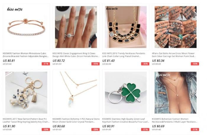 best jewelry vendor