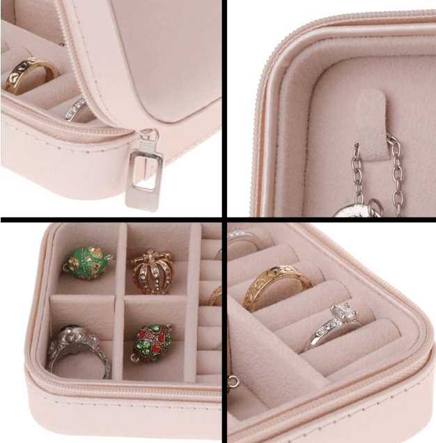 jewelry box portable
