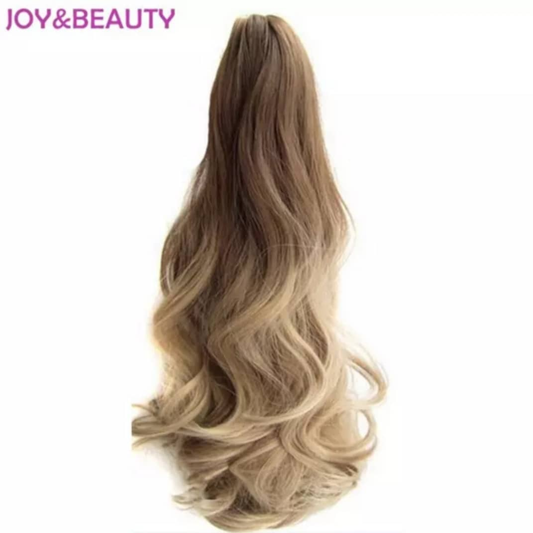 "Long Wavy Ombre 20"" Clip On Hair Extensions"
