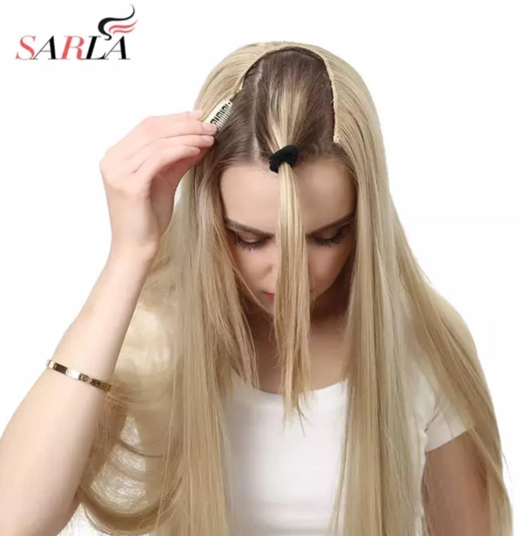 hair clip extension cheap