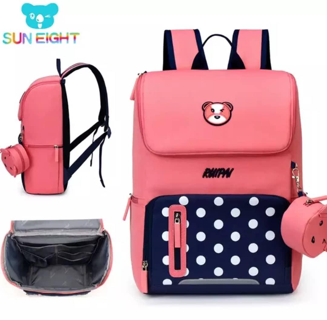 kindergarten backpack size
