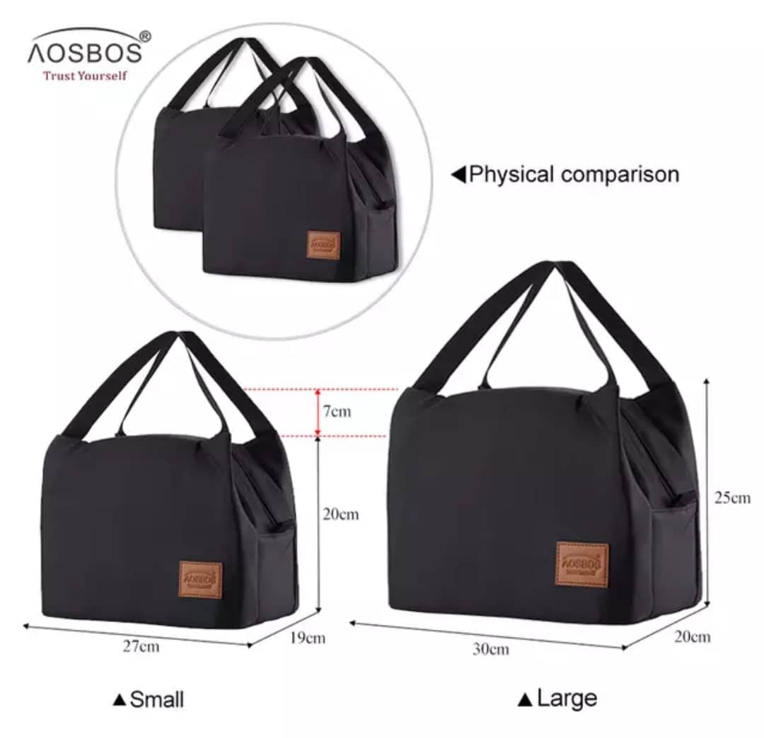 insulated lunch bags for office workers