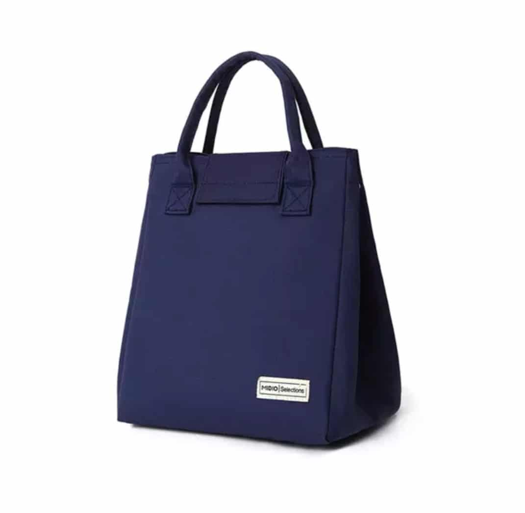 designer lunch tote bags