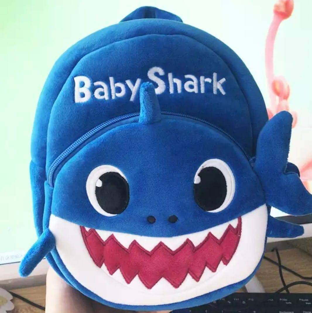baby shark backpacks for kids