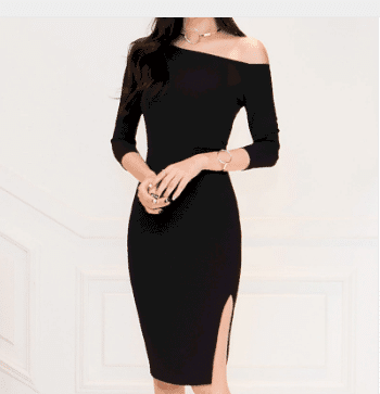 black dresses for women