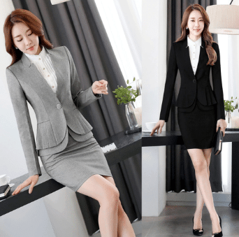 Formal wear suit for women
