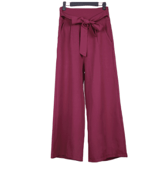 high waist pants for women work wear