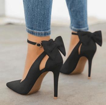heels for office wear