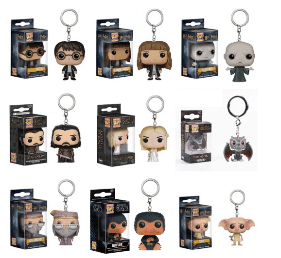 game of thrones keychains gift