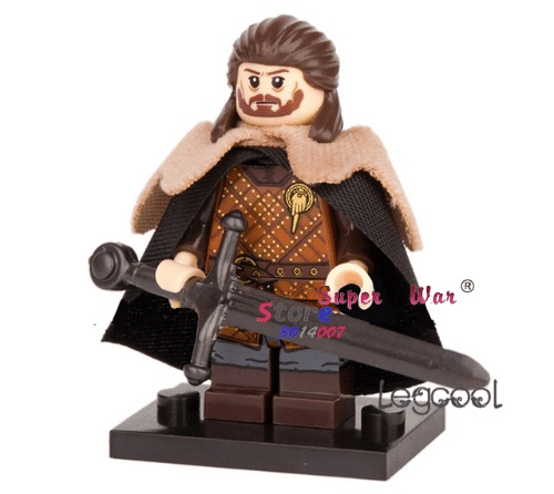 game of thrones building blocks lego replica