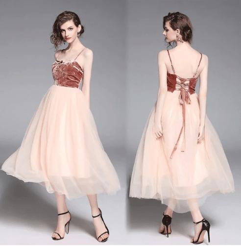 fancy prom dress under 50