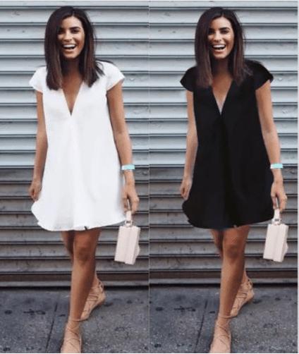 budget summer dress