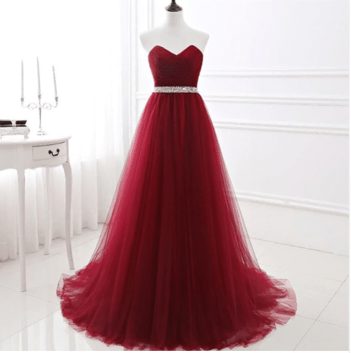 prom dress free shipping