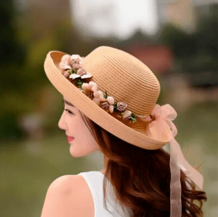 beautiful women hat for summer
