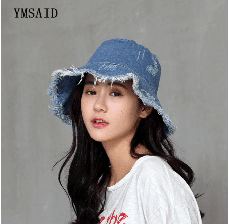 denim summer hats 2019