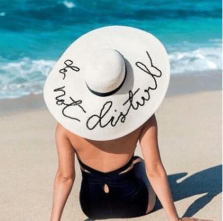 best beach hat