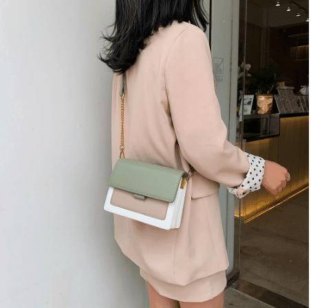pastel bag for her