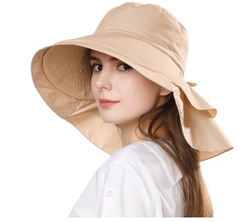 ponytail sun hats