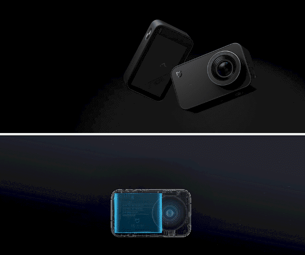 xiaomi mijia action camera china