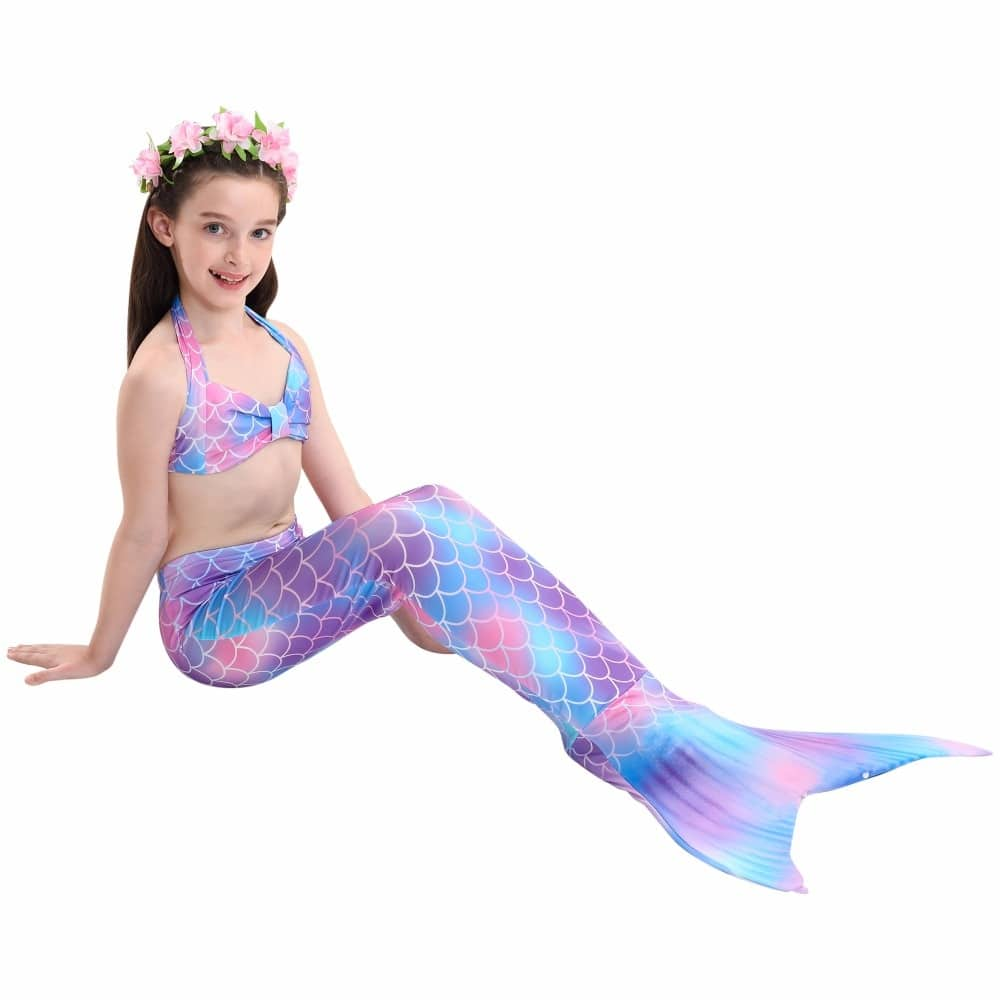 mermaid tail as gifts for girls