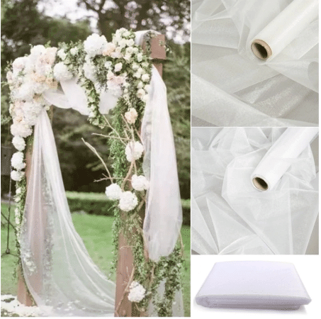 drape for simple wedding